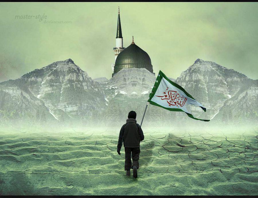 пророк мухаммад