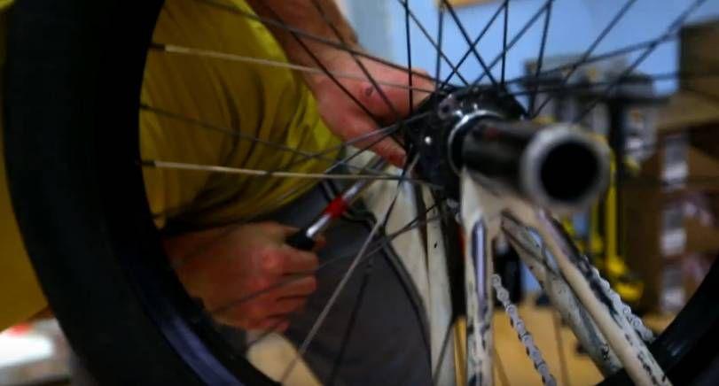Паркур на велосипеде 3