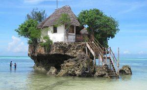 Дома, архитекторами которых стала сама природа