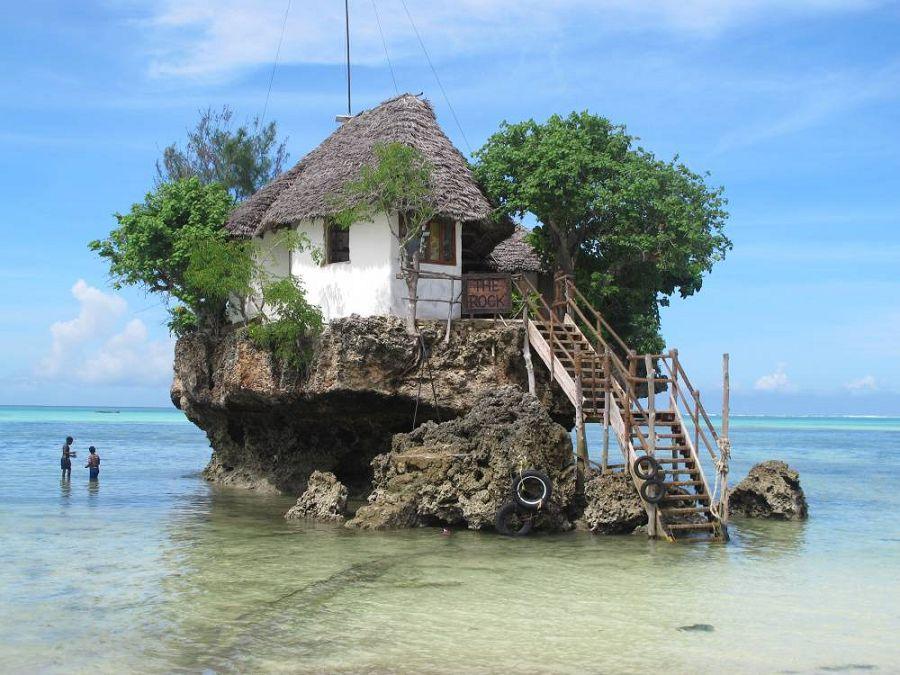 Сказочные дома в гармонии с природой 1