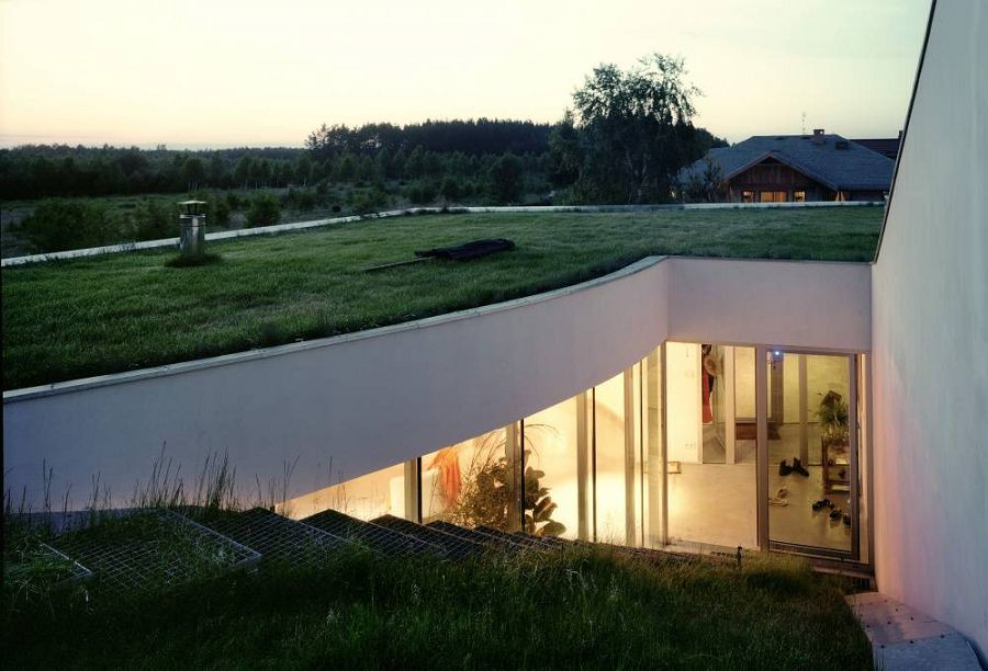 Сказочные дома в гармонии с природой 12