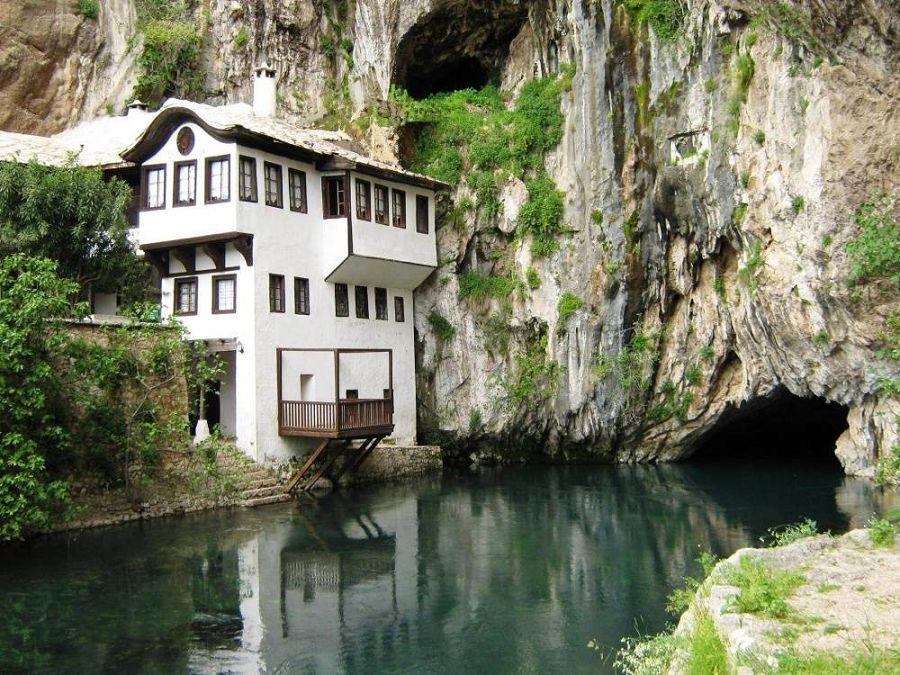 Сказочные дома в гармонии с природой 13