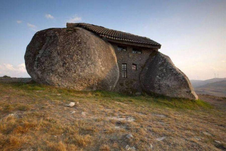 Сказочные дома в гармонии с природой 5
