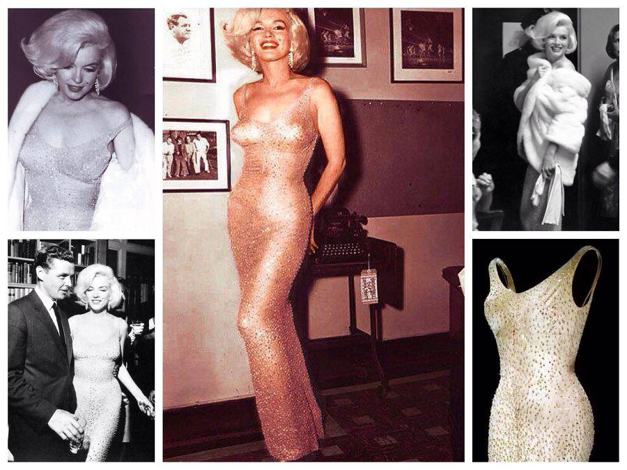 Мэрилин Монро и ее знаменитое платье