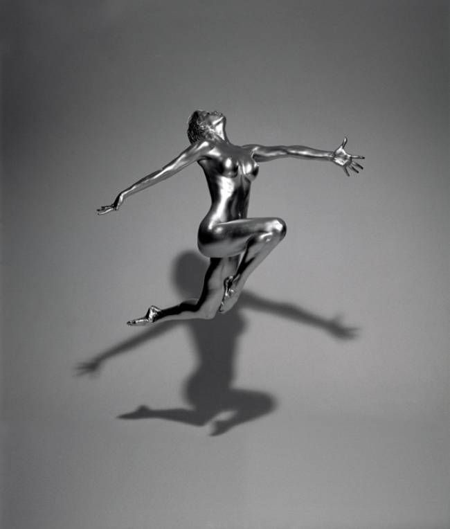 Живая скульптура от Гвидо Ардженитини 1