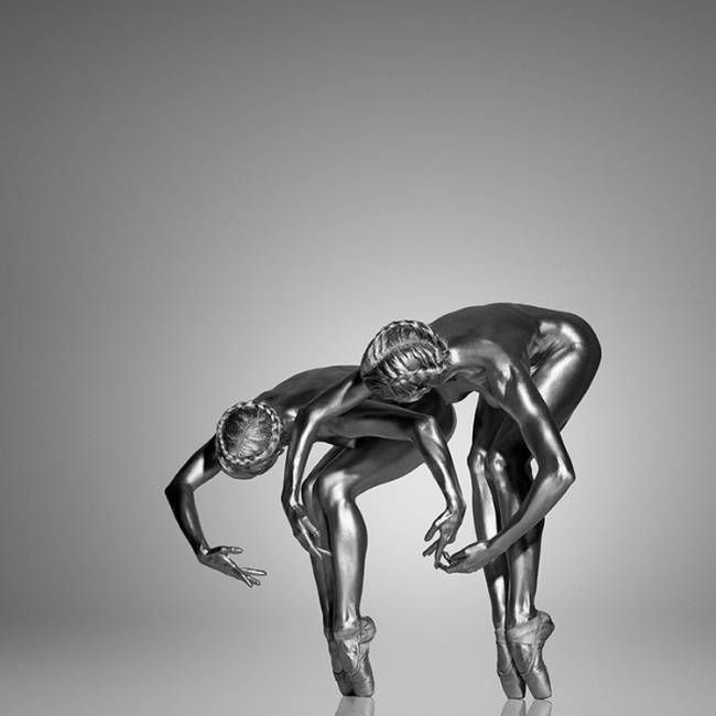 Живая скульптура от Гвидо Ардженитини 10