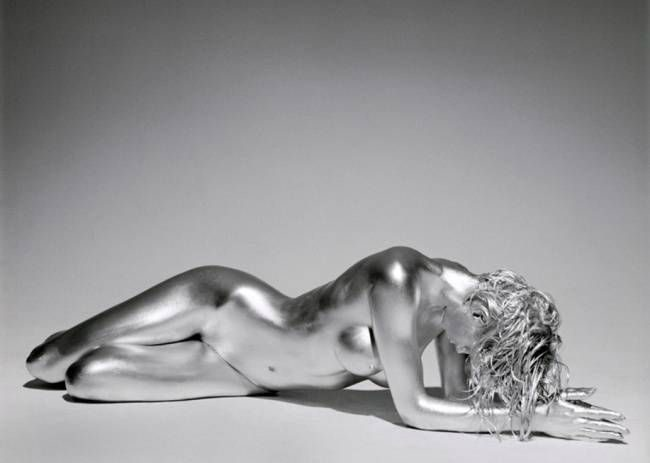 Живая скульптура от Гвидо Ардженитини