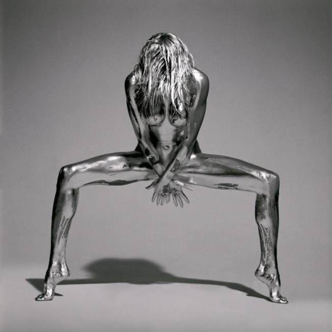 Живая скульптура от Гвидо Ардженитини 4