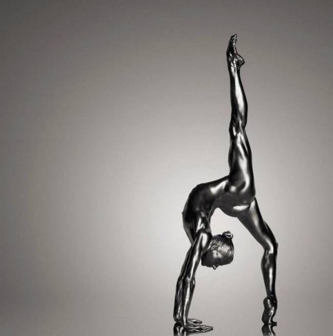 Живая скульптура от Гвидо Ардженитини 6