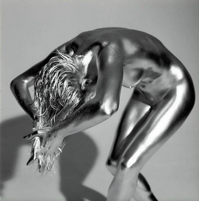 Живая скульптура от Гвидо Ардженитини 8