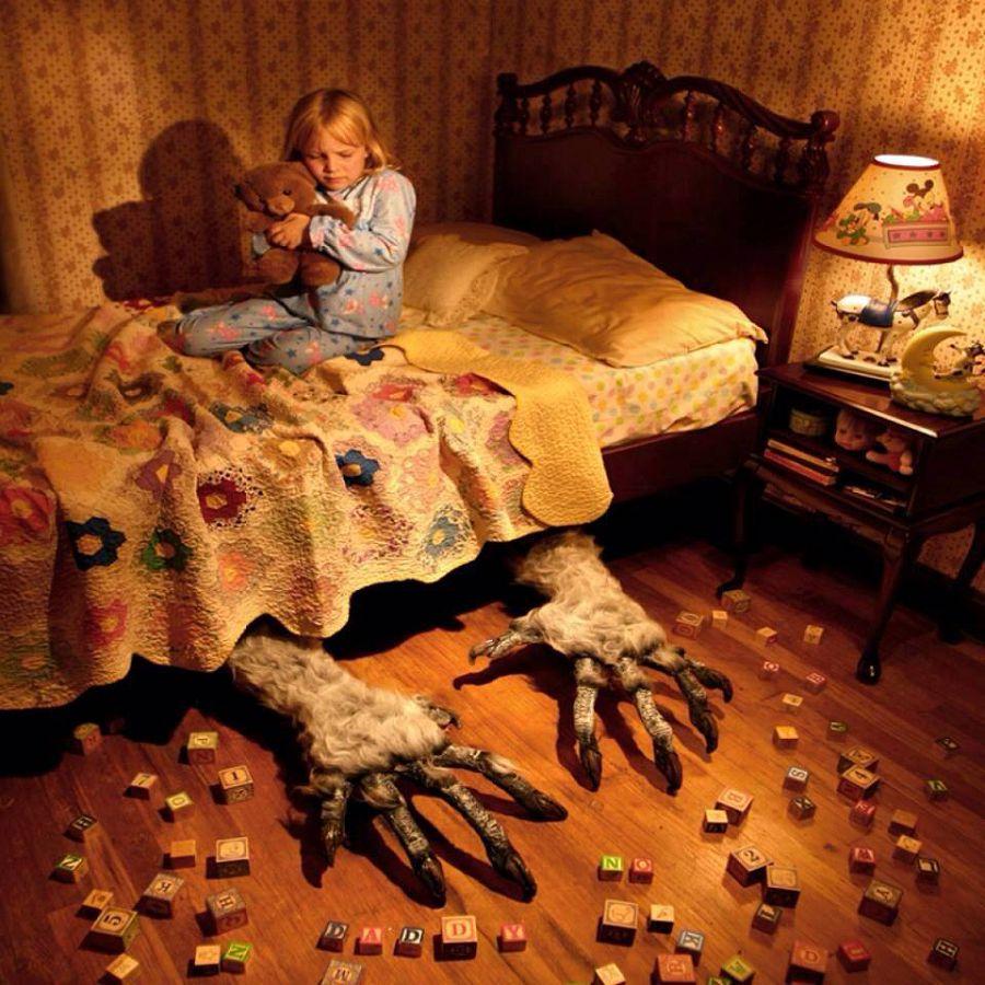 фобии страхи