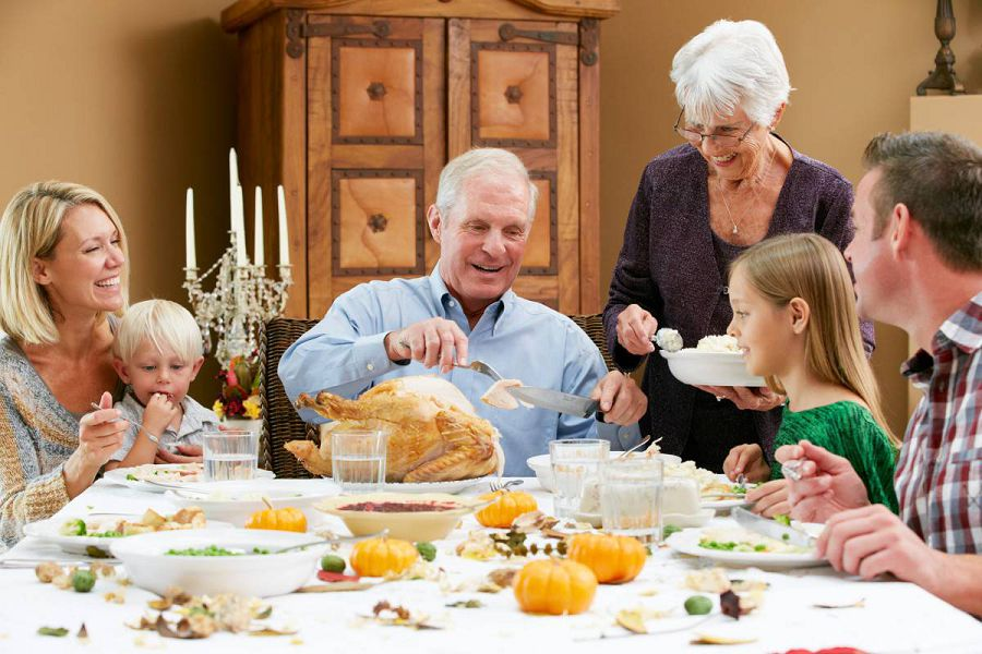 the importance of celebrating thanksgiving with family The importance of building family thanksgiving traditions dr linda mintle - therapist & author one of my favorite thanksgiving family traditions was making pies my mom could have opened a pie store her pies were that good and the smell of those pies cooking in the mornings was glorious watching my grandmother and mom work side.