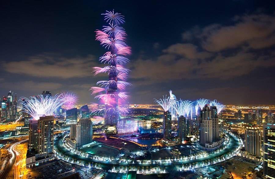 Где отпраздновать Новый год 2016