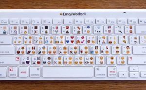 эмодзи клавиатура
