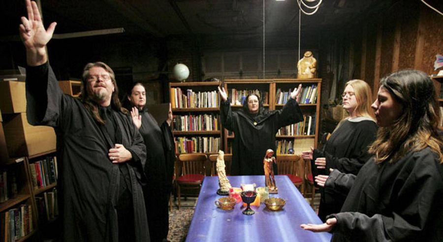 Школа чародейства
