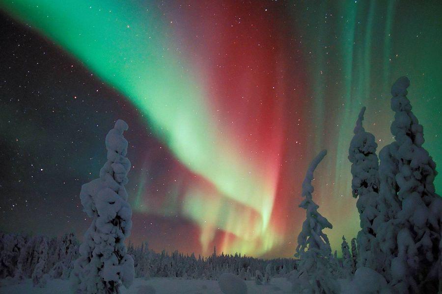 что такое северное сияние