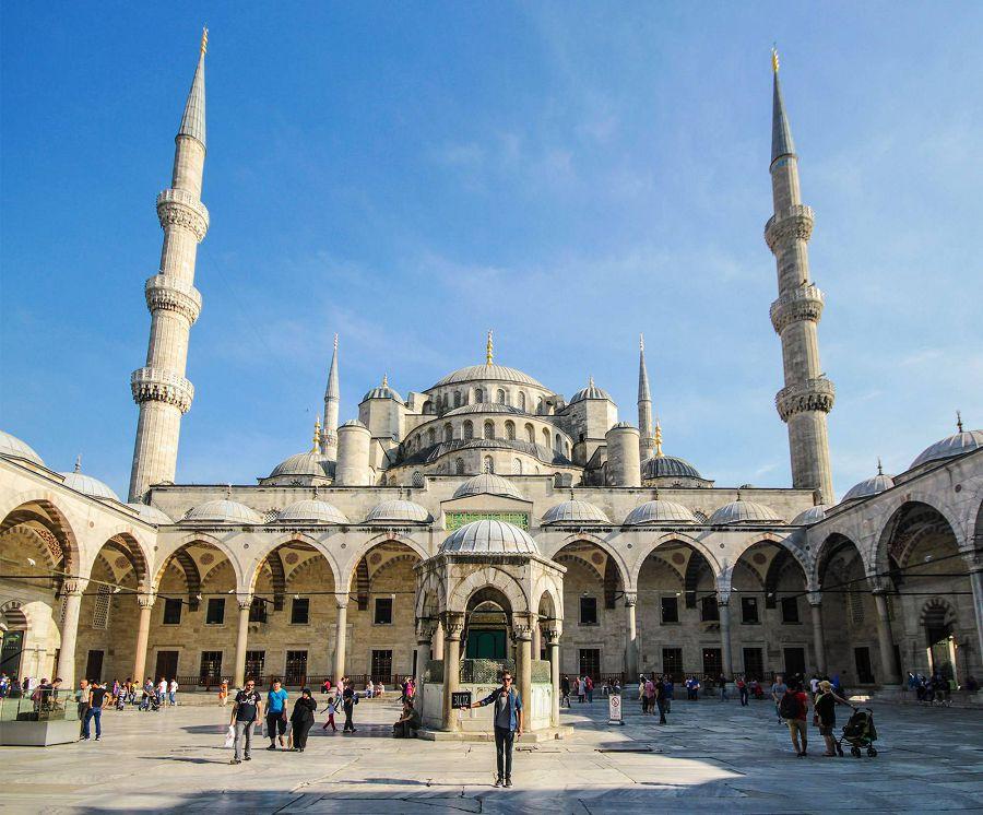 31 412 км, Стамбул