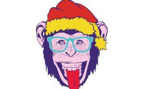 monkey год обезьяны