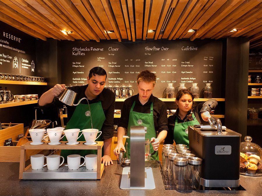 an exploration of the business of starbucks