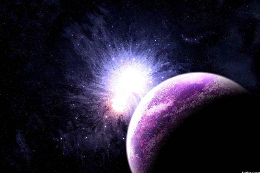 космос Вселенная