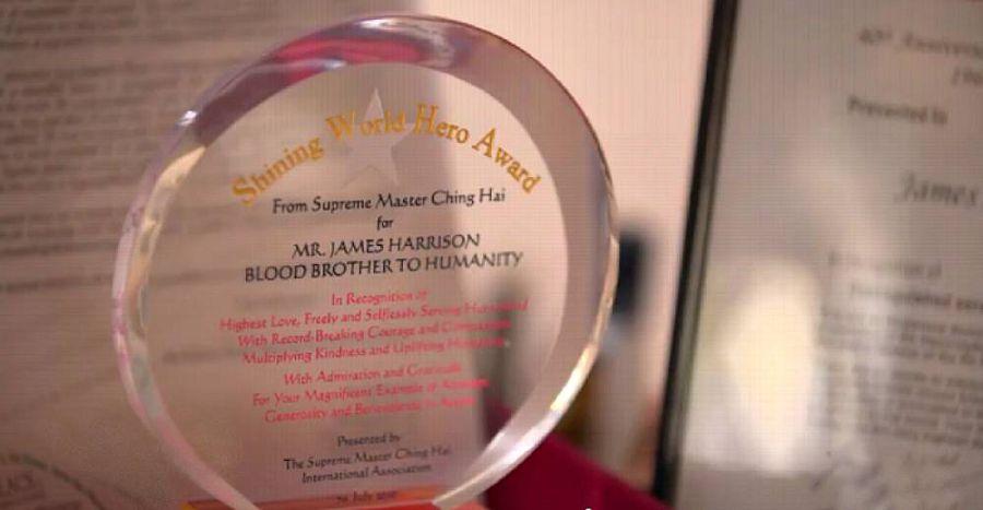 Харрисон спас 2 миллиона детей