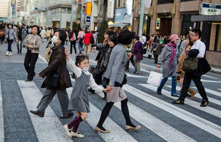 жизнь японца
