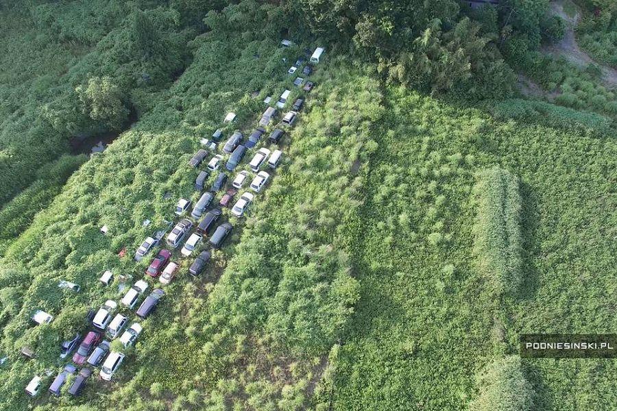зона отчуждения Фукусимы 1