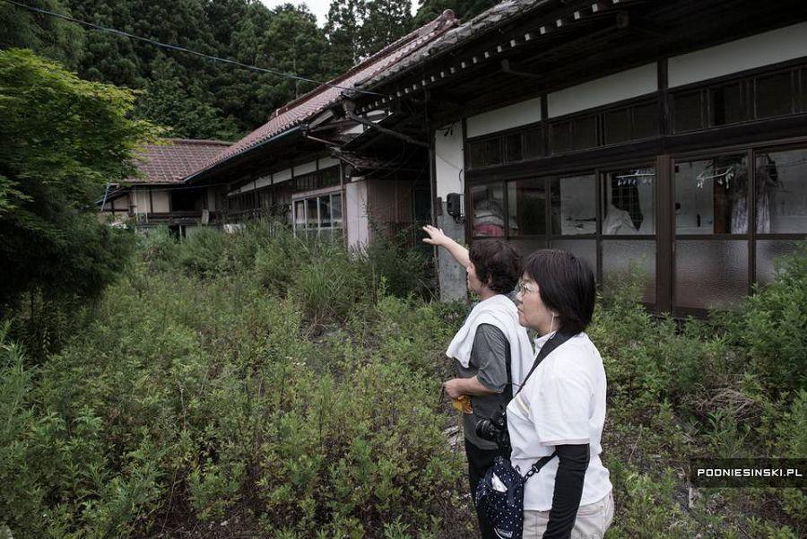 зона отчуждения Фукусимы 11