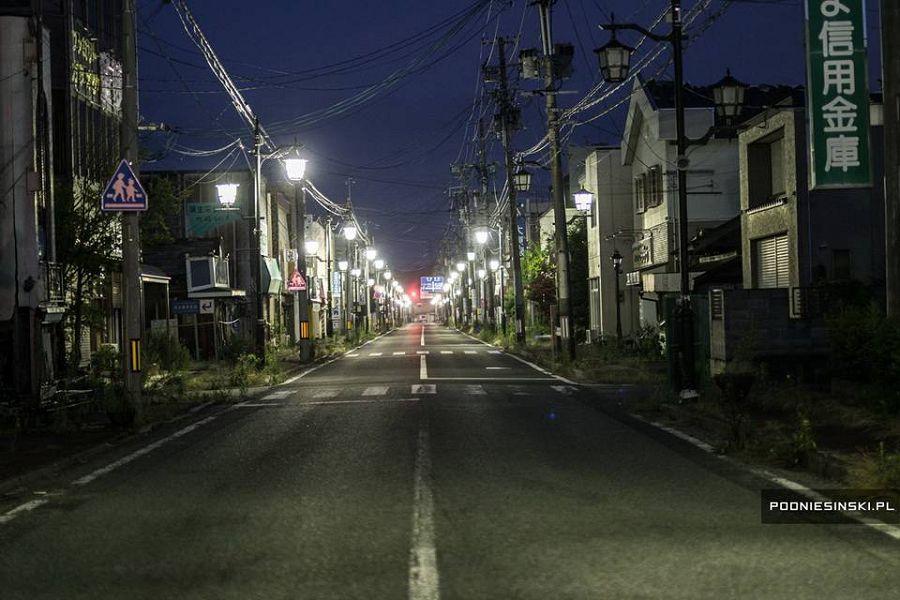 зона отчуждения Фукусимы 17