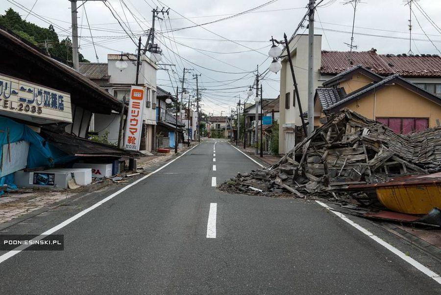 зона отчуждения Фукусимы 18