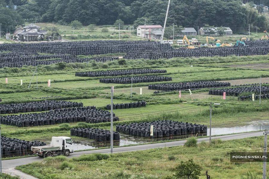 зона отчуждения Фукусимы 2