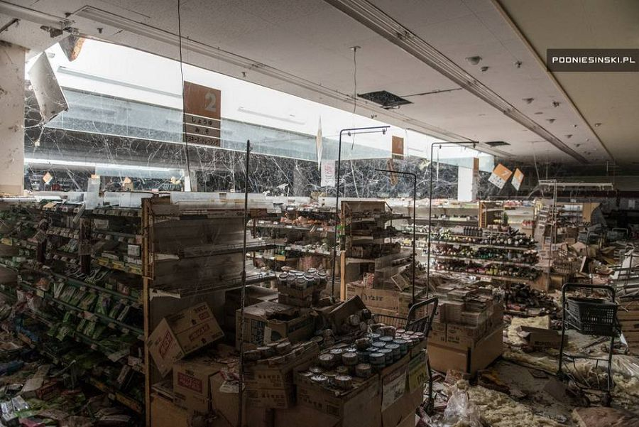 зона отчуждения Фукусимы 35