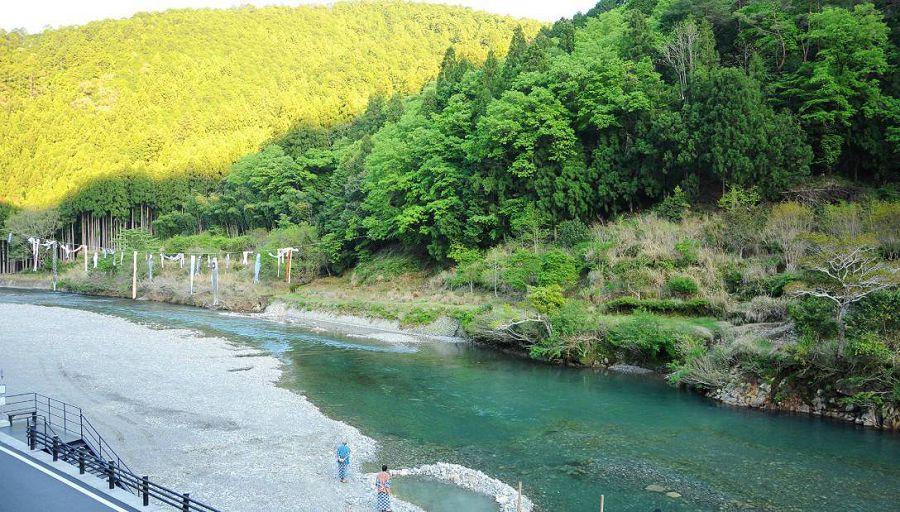 Танабэ снова открыт для туристов