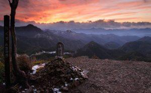 После землетрясения город Танабе снова открыт для туристов
