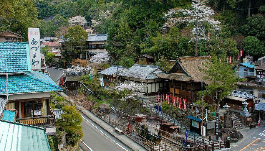 Танабе снова открыт для туристов