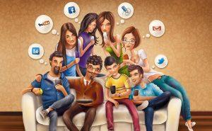 правила этикета в социальных сетях