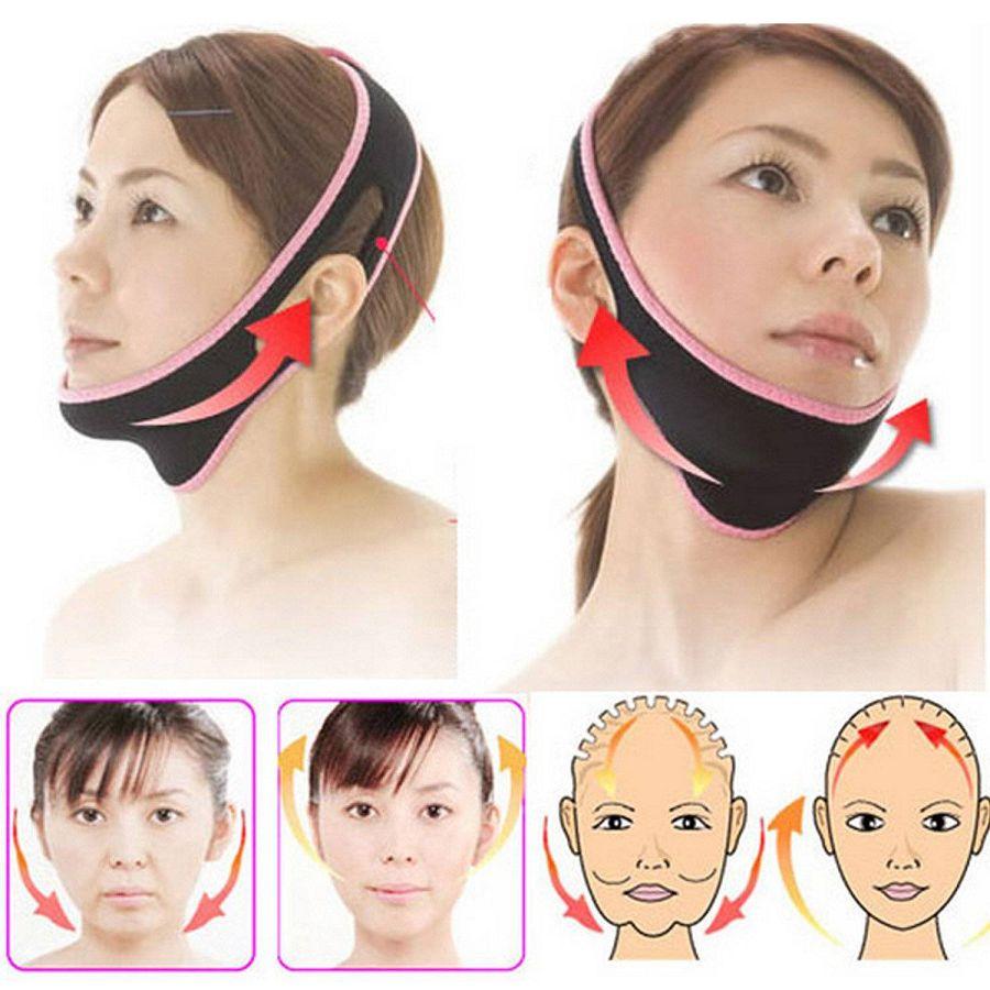 Маска для подтяжки кожи лица