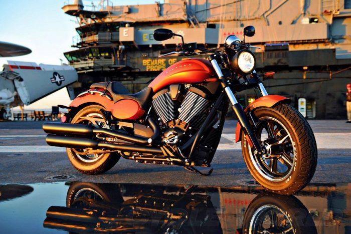 Топ-10 самых крутых мотоциклов