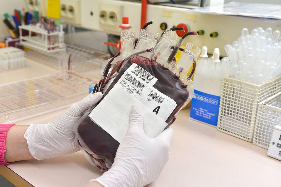 кровь с нулевым резус-фактором