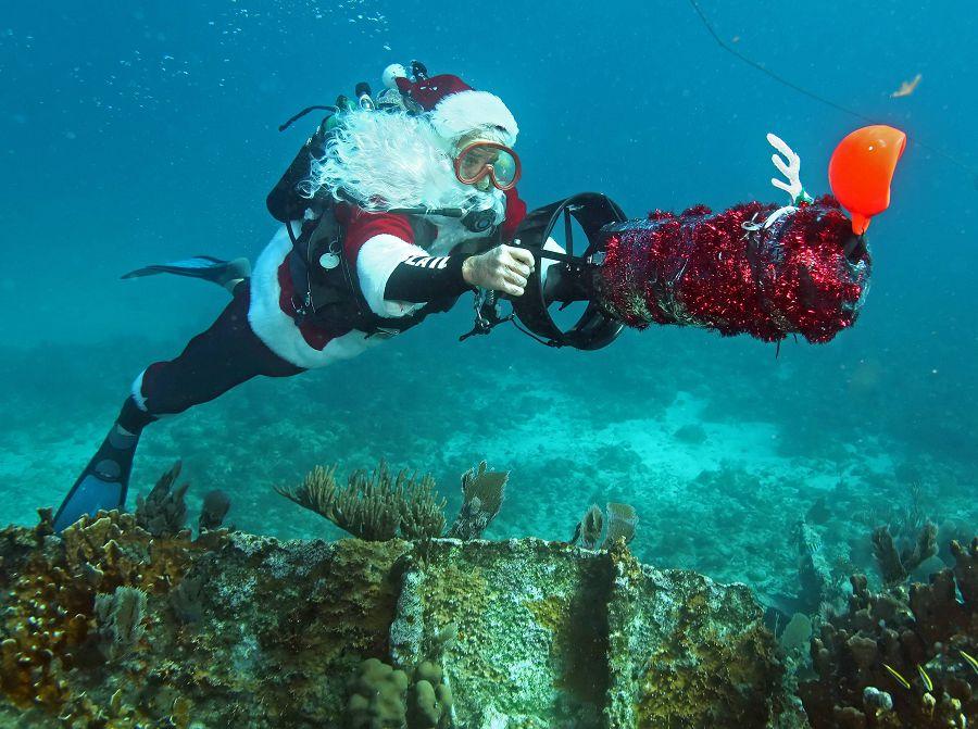 новогодние и рождественские традиции