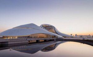 Невероятный оперный театр в Китае