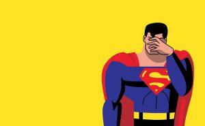 Не завидуйте супермену