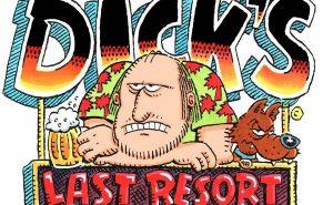 Концептуальный ресторан «Dick's Last Resort» с хамским обслуживанием