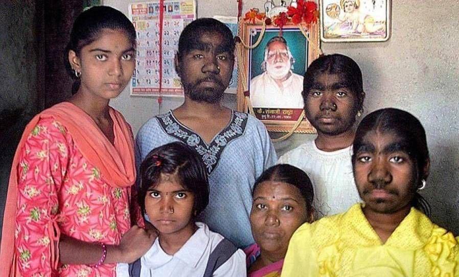 Самые необычные семьи