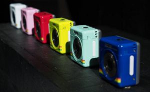 iZone — прелестная камера от Polaroid