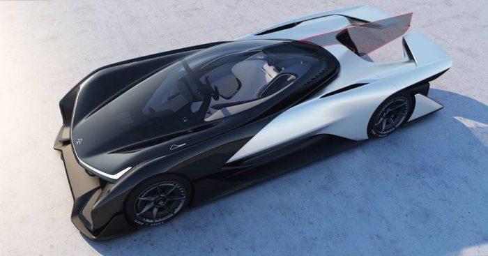 Электрокар от Faraday Future — вызов для Tesla