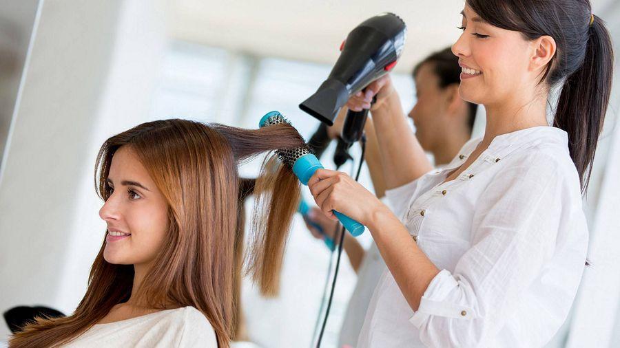 Новая услуга в парикмахерских Лондона