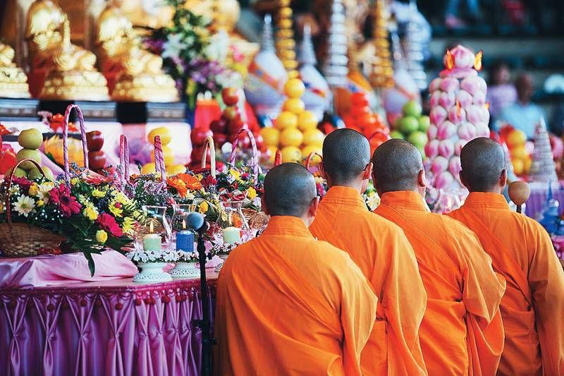 кто такие буддисты? буддист
