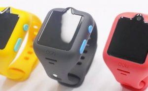 Умные часы для детей dokiWatch с функцией видеозвонков