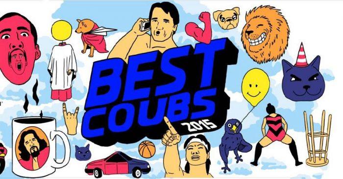 15 лучших COUB за ушедший 2015 год (part 1)